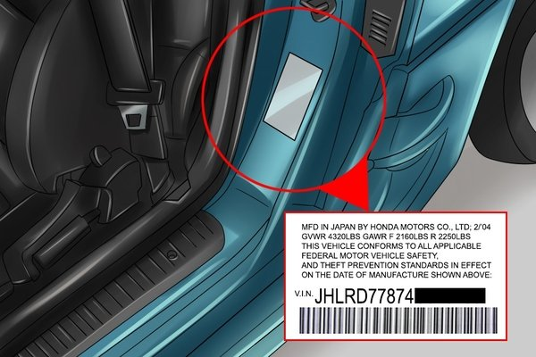 Things you might not know about Vehicle Identification