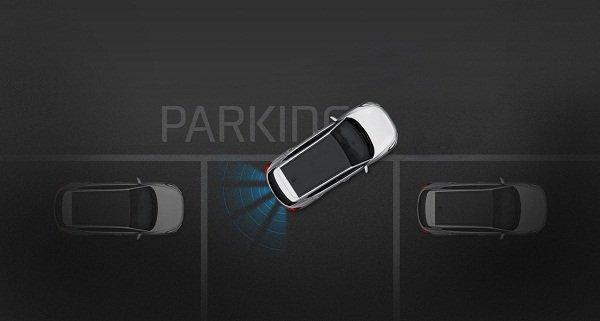 Hyundai Tucson 2019 Parking sensor
