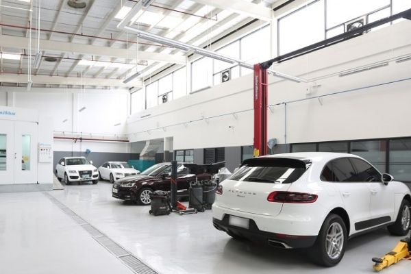 PGA Cars, Inc. has a 3,000 sqm facility that houses and displays the latest Porsche models and offers impeccable services