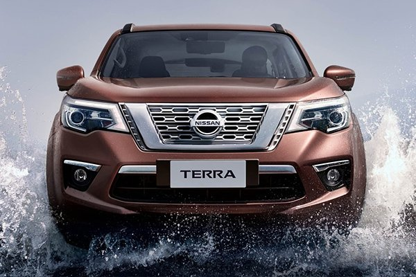 All New 2020 Nissan Terra The Dynamic Suv Youtube