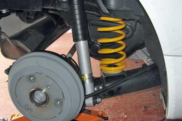 Smart suspension