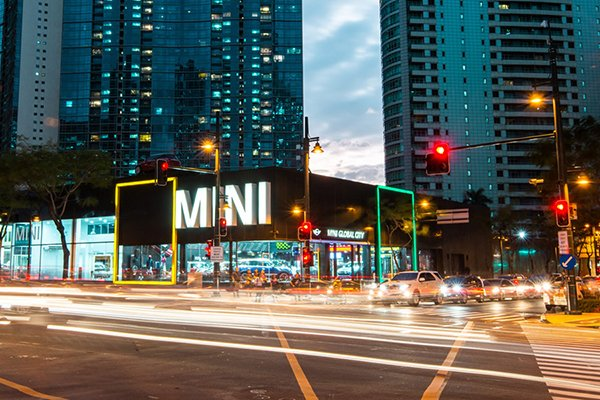 A picture of Mini Philippines showroom