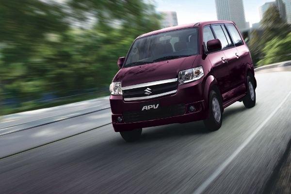 Suzuki APV on the Highway