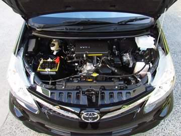 With this engine, Avanza's ride quality is like what of a truck by some means or other