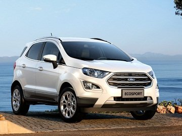 Ford Ecosport is a stout, reliable crossover