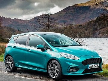 Fiesta is a perfect city runabout