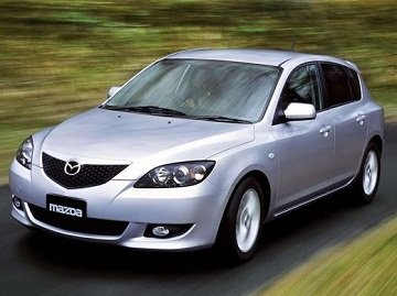 Mazda 3 comes with high-quality interior