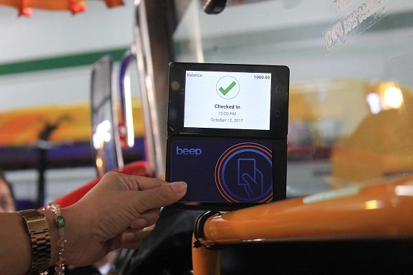 Jeepney modernization advantages: Automated fare