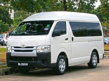 The Hiace is generally a very reliable vehicle regardless of the model year