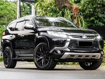 One of the strengths of the Mitsubishi Montero Sport comes from its styling