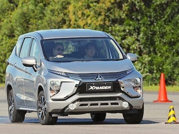 The Mitsubishi Xpander is available in 4 variants with affordable price tags