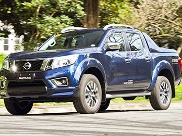 The Nissan Navara owns a sporty look as its moniker suggests