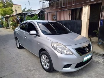 Almera is a reliable sedan with spacious trunk