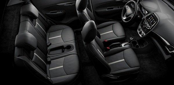 Chevrolet Spark 2019 inside cabin