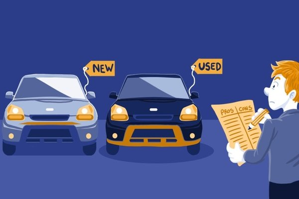 used and new cars
