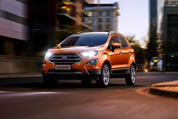 A picture of the 2019 Ford Ecosport
