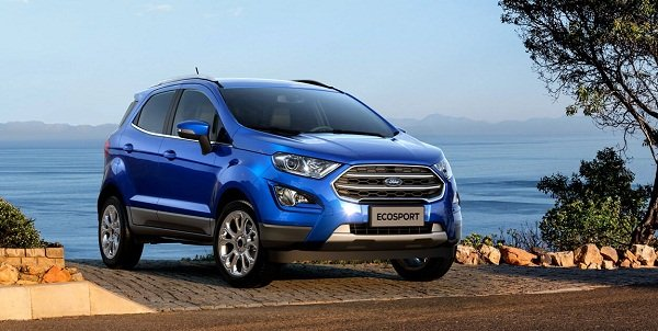 Ford Ecosport 2019 driving experience