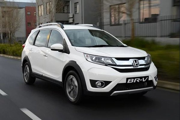 A picture of the 2019 Honda BR-V