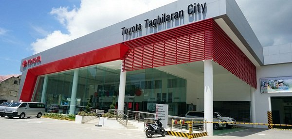 Toyota Philippines dealership