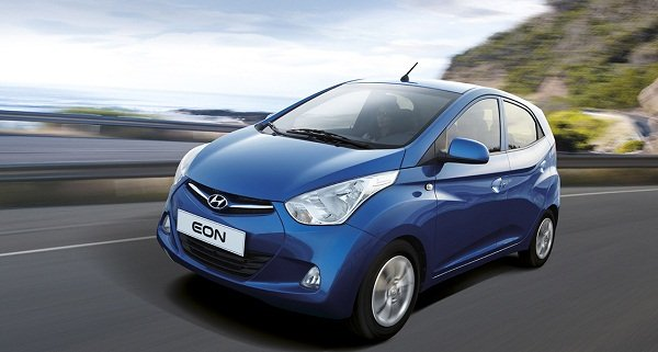 Hyundai Eon 2019 the look