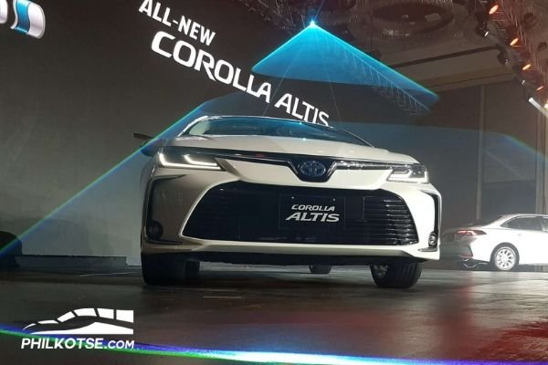 Toyota Corolla Altis 2020 Front Grill