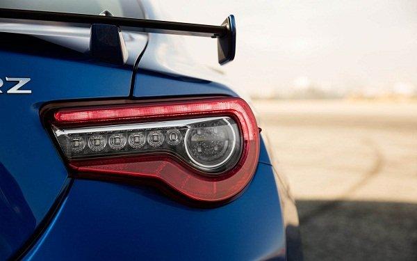 Subaru BRZ 2020 rear tail