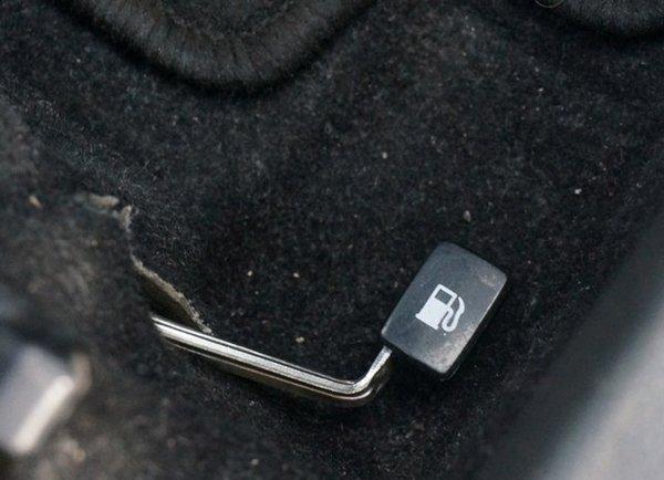 fuel lid opener