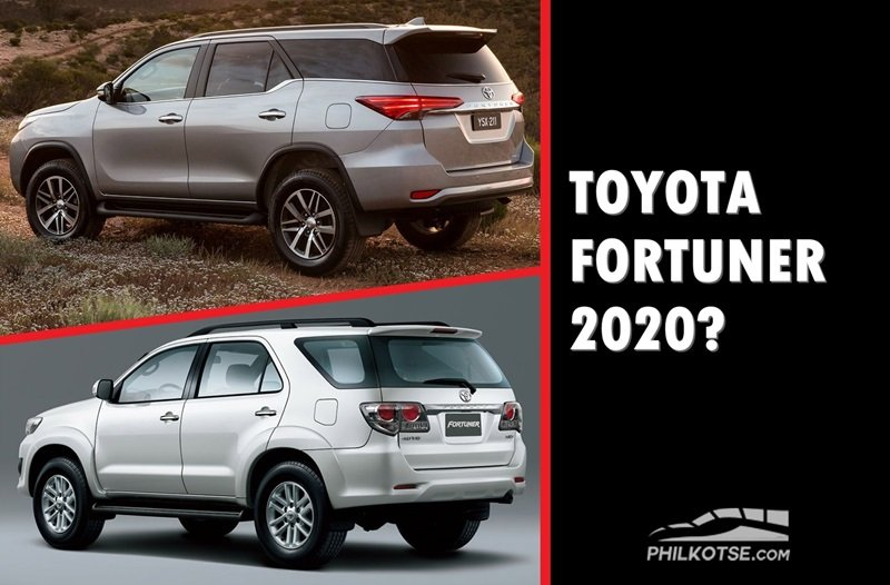 Updated] Toyota Fortuner 2020 Preview: What can we expect