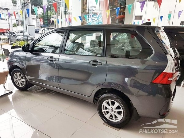 A picture of the 2019 Toyota Avanza