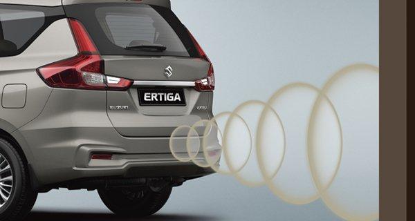 Suzuki Ertiga 2019 safety features