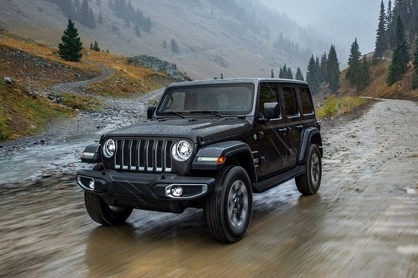 Jeep Wrangler Unlimited Price Philippines Sep 2020 Srp Installment Actual Cost
