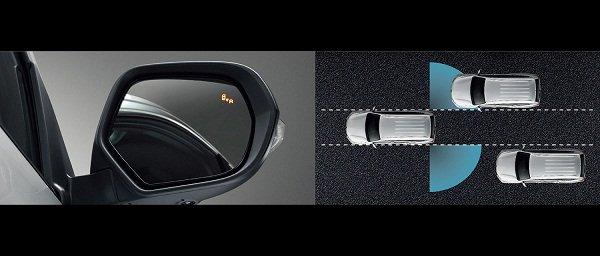 Mitsubishi montero sport safety