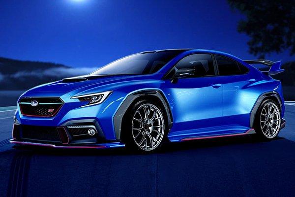 Subaru BRZ 3d