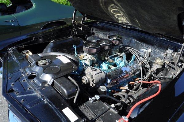 Bigger engines