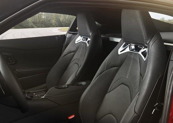 Toyota Supra 2020 car seat
