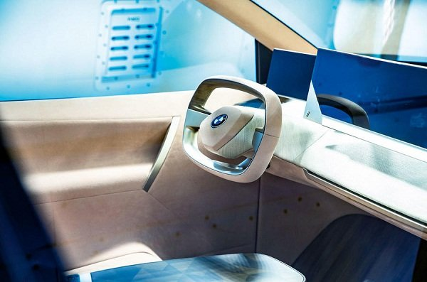 BMW iNext level 3 self-driving