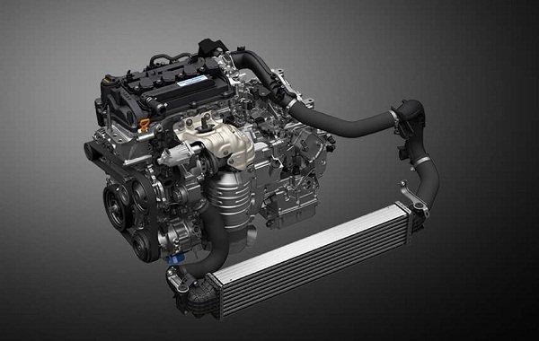2020 Honda Accord VTEC Turbo Engine