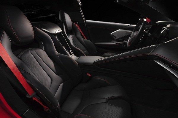 Chevrolet Corvette 2020 car seat