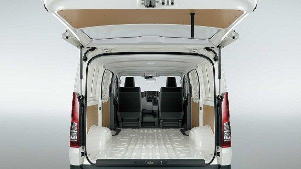 Toyota Hiace 2020 cargo