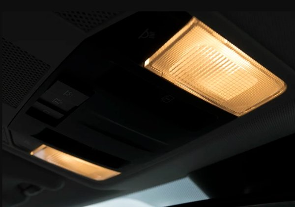 car cabin lights