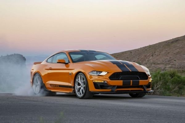 2020 Shelby GT-S