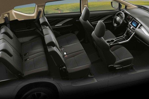 Mitsubishi Xpander Interior seats