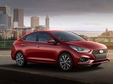 Hyundai Accent is a well-known subcompact