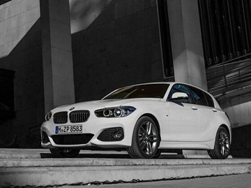 BMW 118I is a subcompact executive car