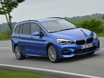 BMW 220I is a high-performance coupe