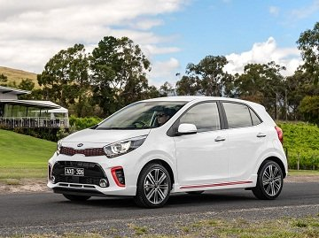 "Picanto is a compact ""city car"""