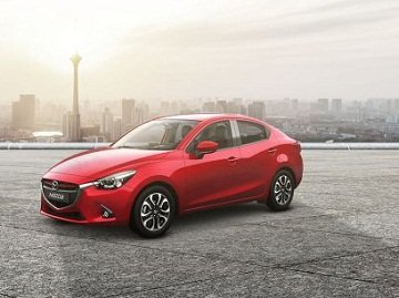 Mazda 2 is a low running-cost car