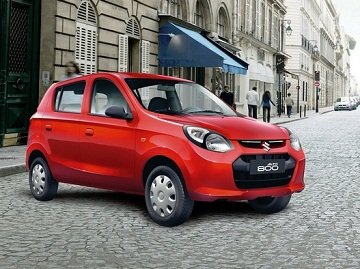 Alto is one of the most affordable cars