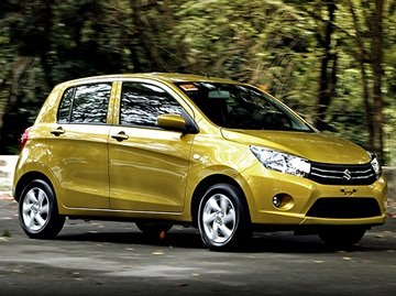 Is it worth P558,000 to drive a Celerio?