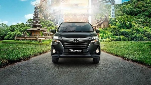 2020 Toyota Avanza Front Grille